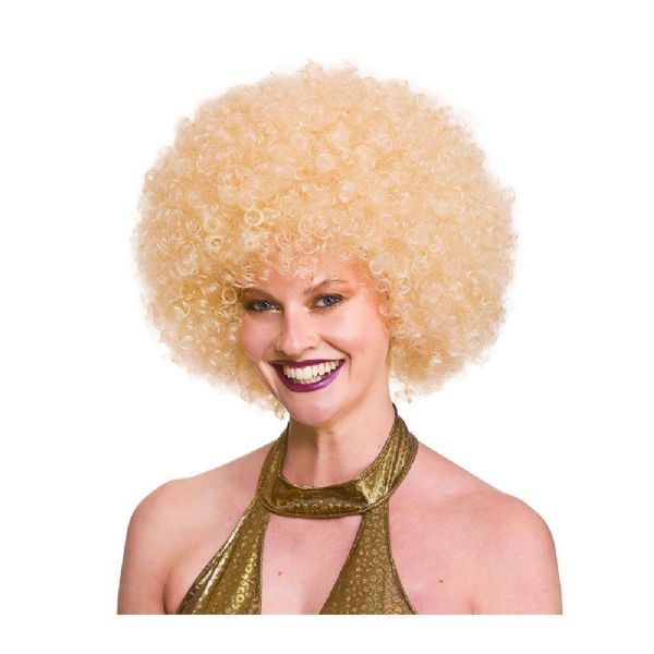 Giant Afro Wig Accessory Fancy Dress